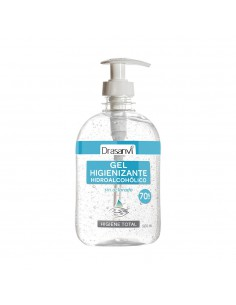 GEL HIGIENIZANTE 500 ML HIDROALCOHOLICO